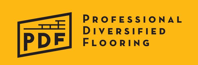 Professional Diversified Flooring Logo