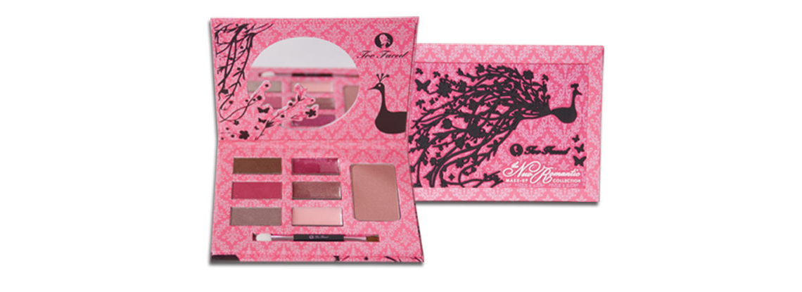 Too Faced makeup kit