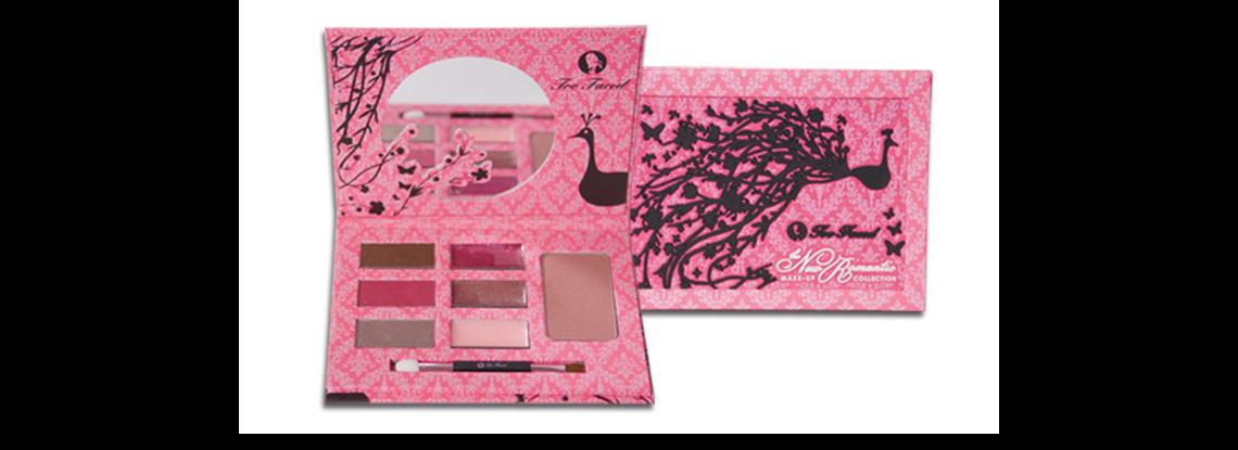 Too Faced makeup kit