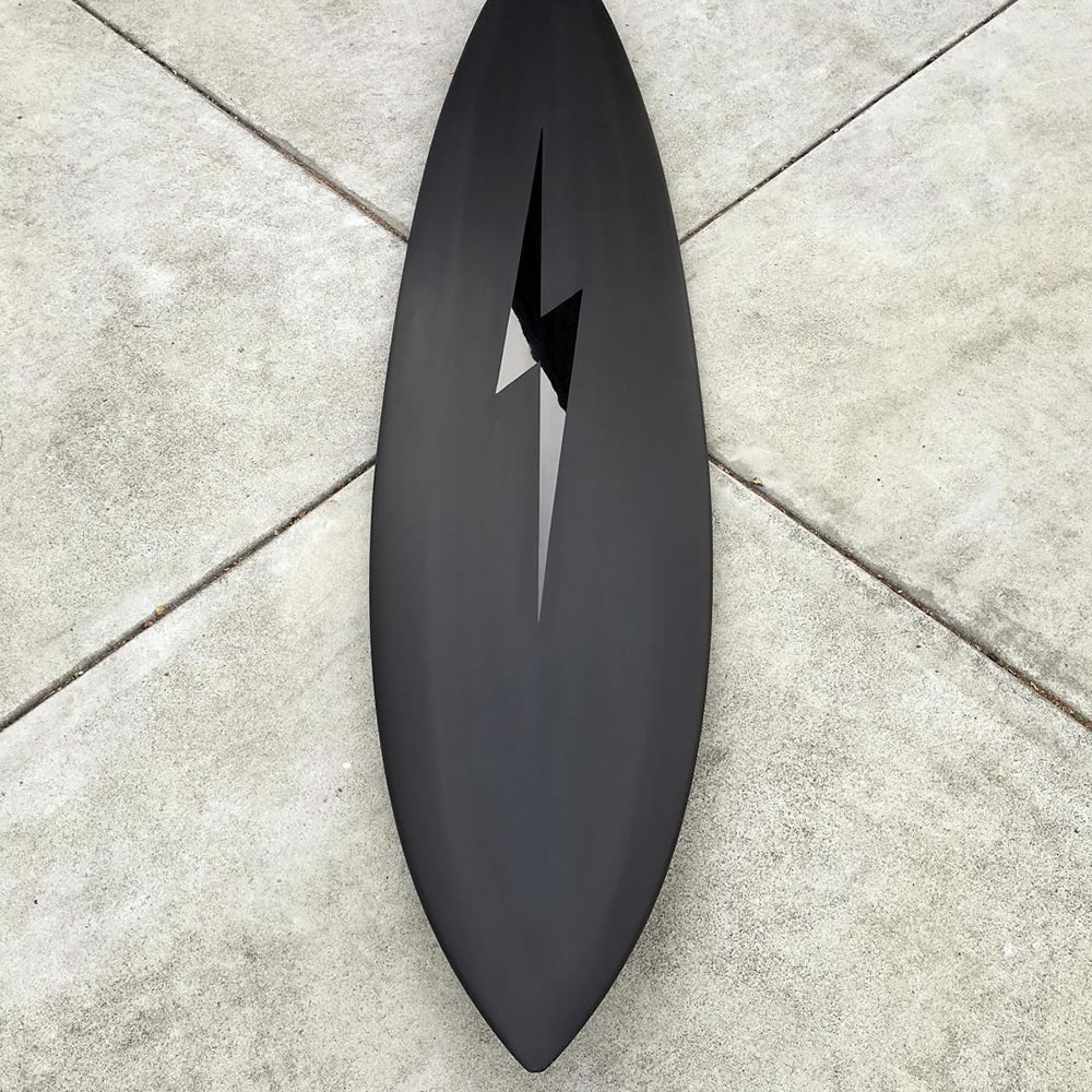 Album Surfboards lightning ledge
