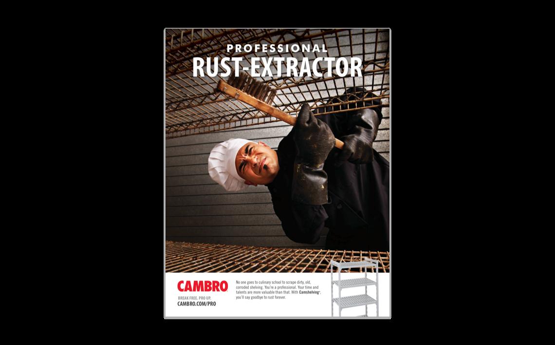 Cambro brand campaign