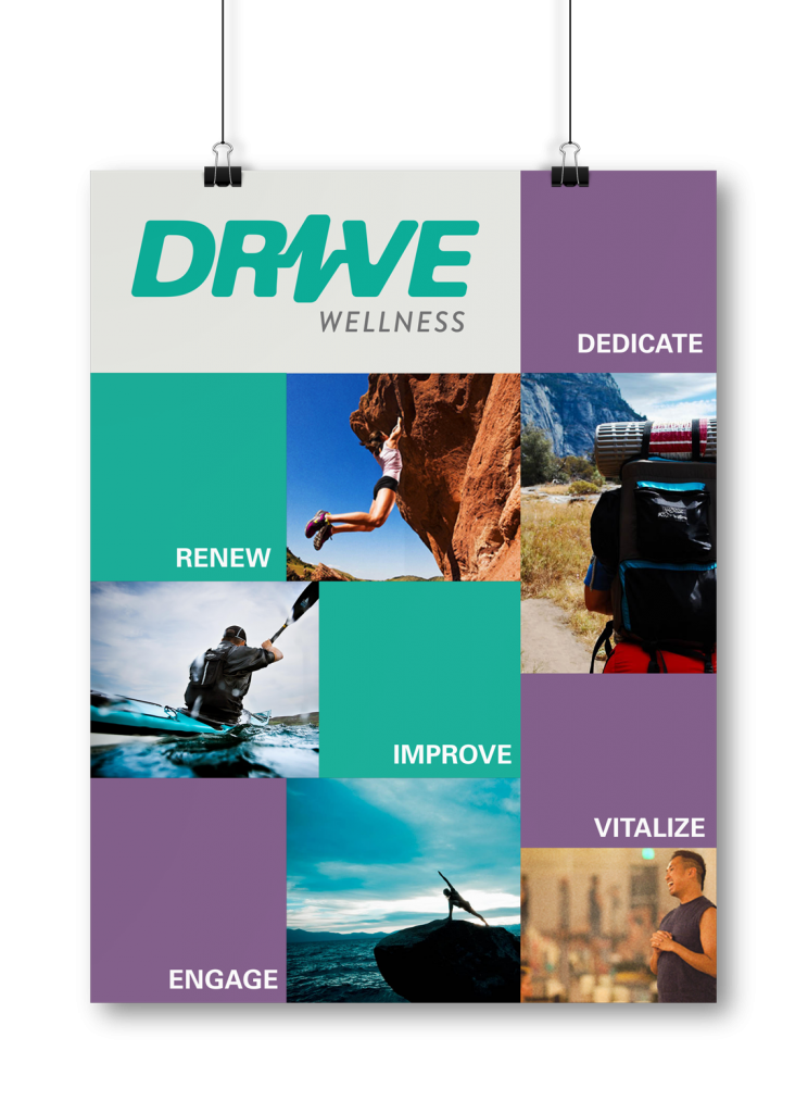 Drive Wellness poster for Western Digital