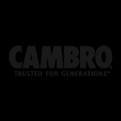 Cambro black & white logo