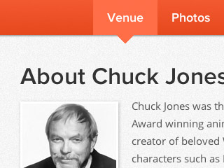 Chuck Jones closeup website