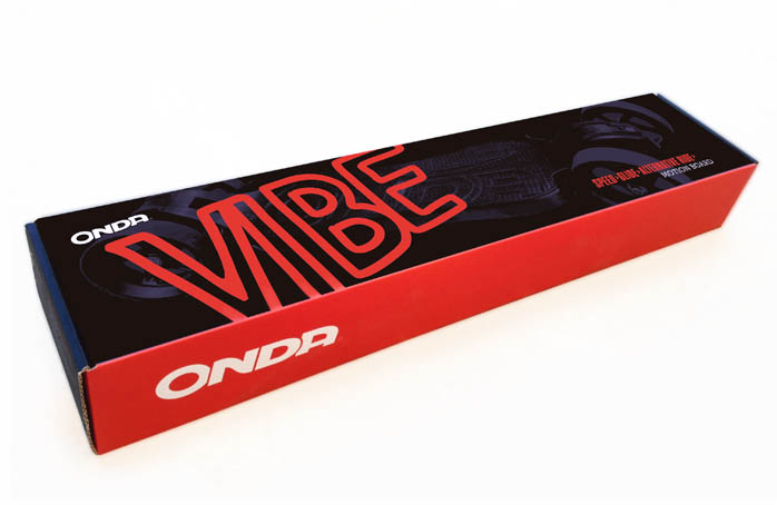 Onda boards VIBE packaging