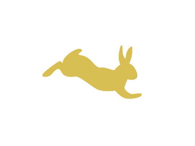 jackrabbit icon from the 1912 brand