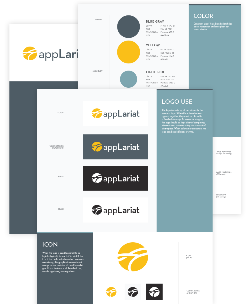 appLariat brand guidelines
