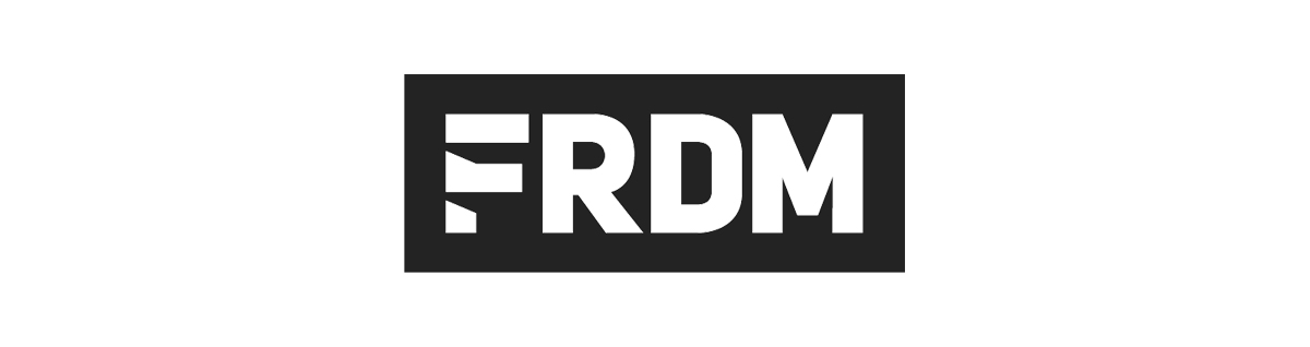 FRDM brand logo