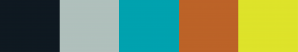 FRDM Gloves color palette by Album Agency