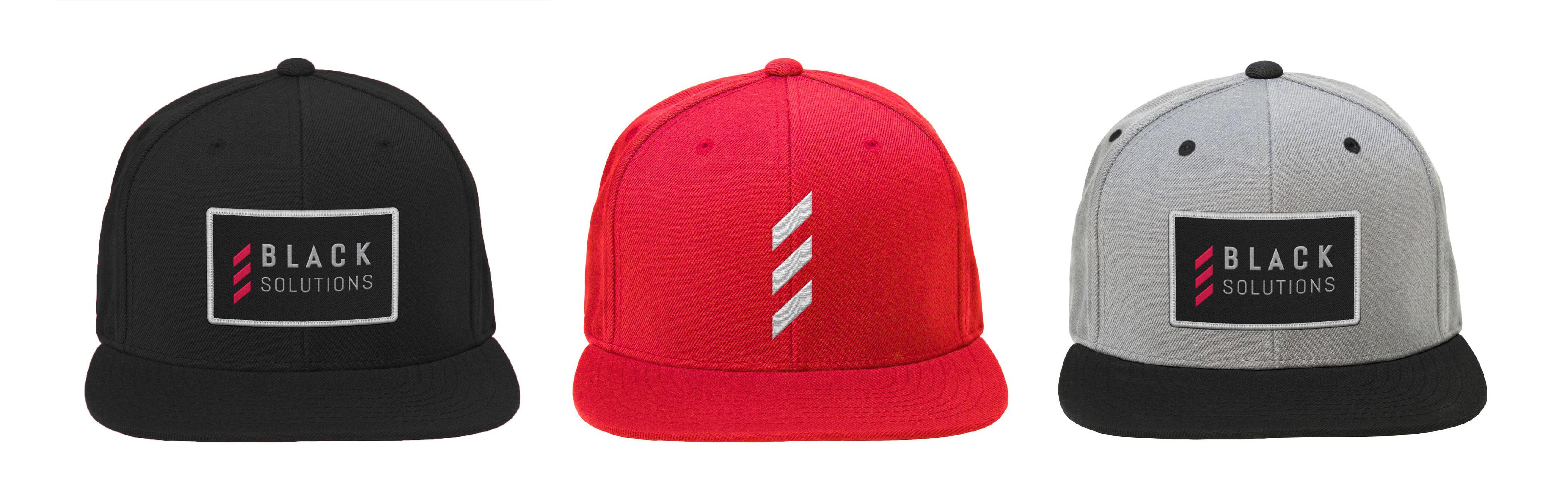 barber brand hat design